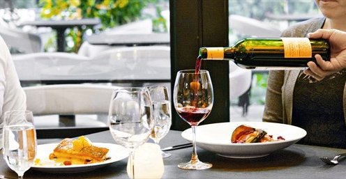$69 -- TRACE: Dinner for 2 at