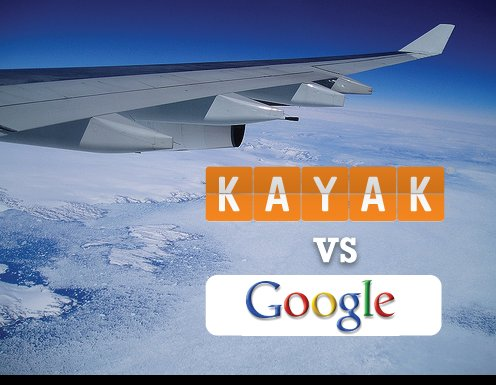 Kayak Flights VS Google