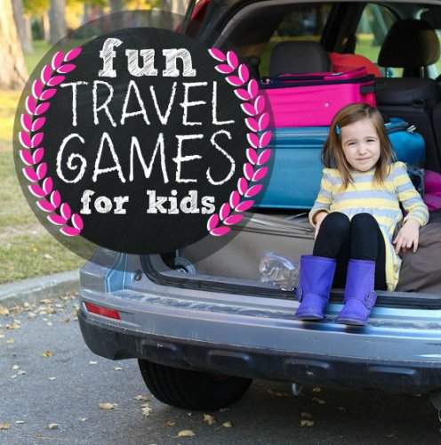 Fun Travel Games for Kids. ""