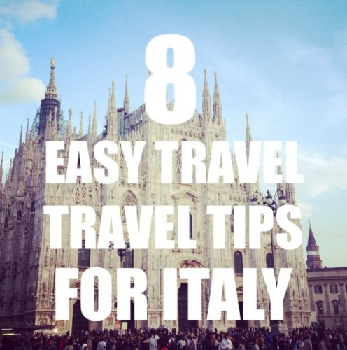 Italy Travel Tips on Pinterest
