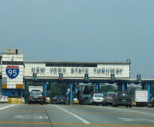 Northbound Interstate 95
