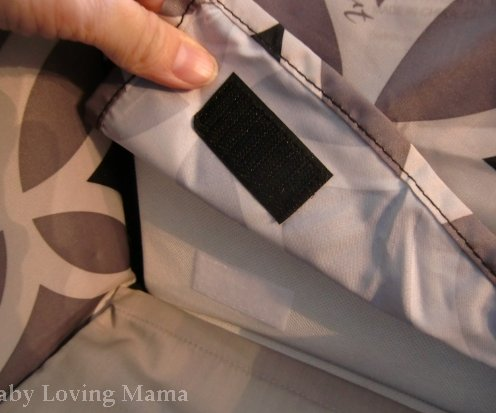 Switching from the diaper bag