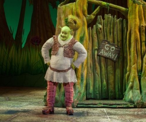 REVIEW: Shrek the Musical