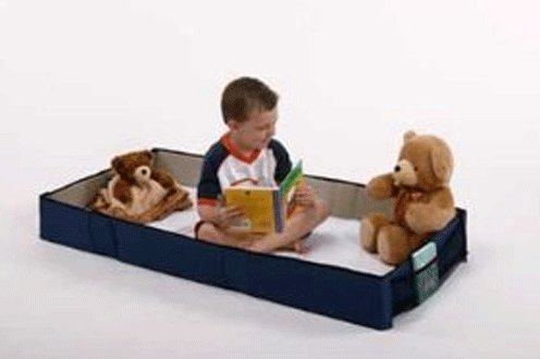 Kids Travel N Trundle Bed