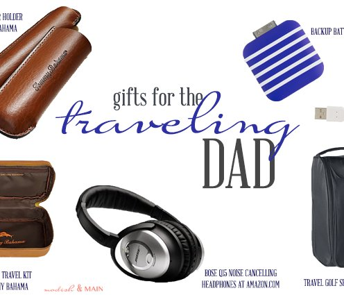The Traveling Dad Gift Ideas