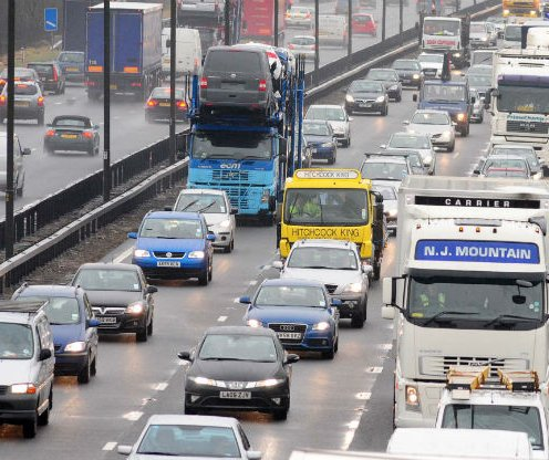 Traffic and travel news today
