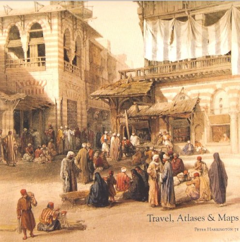 Travel, Atlases and Maps from