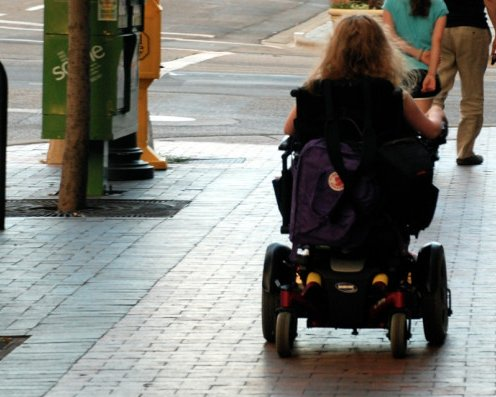 Accessible Travel on Wheels
