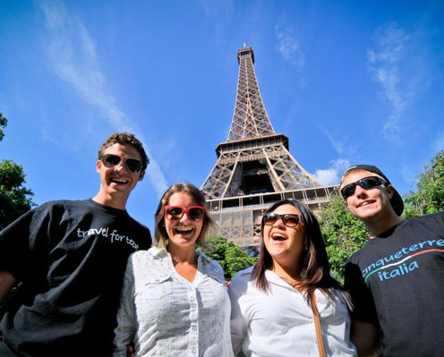 Travel for Teens offers