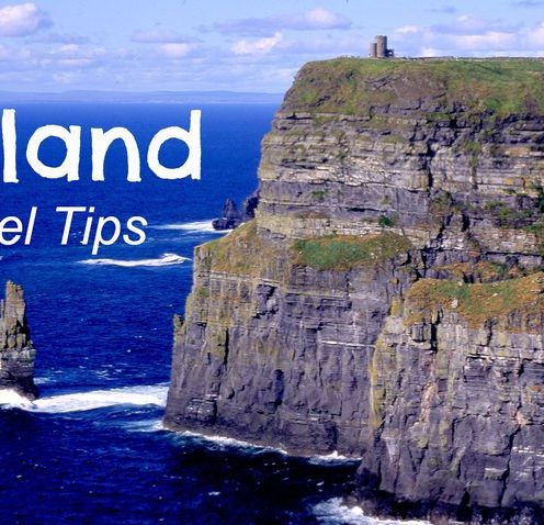 Travel - Ireland Itinerary