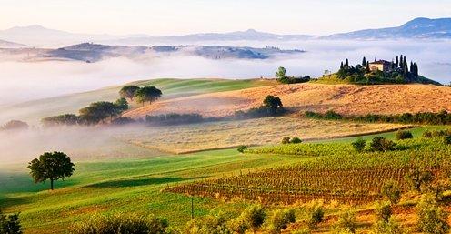 Tuscany & Milan Vacations:
