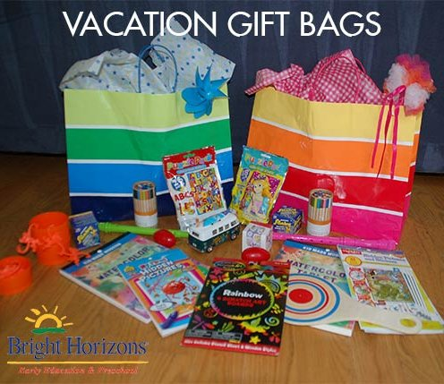 Vacation Gift Bags