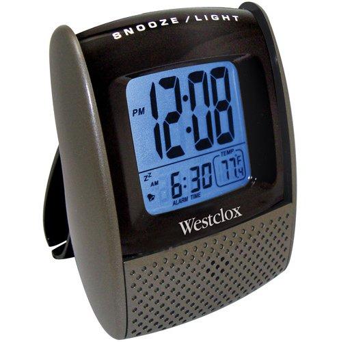 Westclox Folding Travel Alarm
