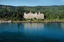 Grand Hotel Des Iles Borromees on Lake Maggiore, Italy