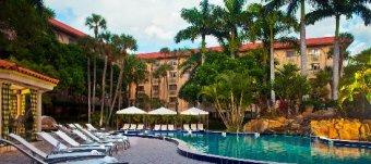On travel hotels Boca Raton