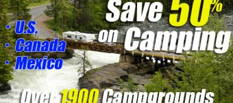 Travel America campgrounds