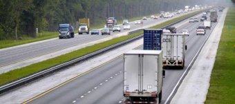 Travel on Interstate 95