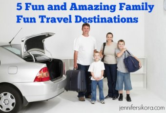 Fun Travel destinations