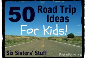 Fun Travel Items for kids