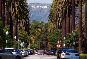 Travel attractions for Los Angeles