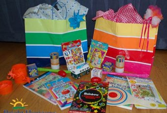 Travel goody Bags for Kids