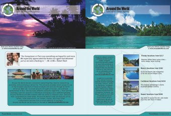 Travel Newsletters Travel Agents