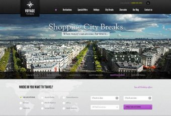 Travel online Agency
