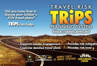 Travel Risk Planning System