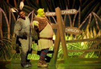 Travel songs lyrics Shrek the Musical