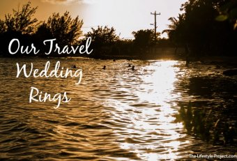 Travel Wedding rings