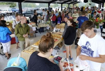 Travelers Rest Farmers Market
