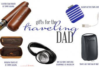 Traveling Gift Ideas