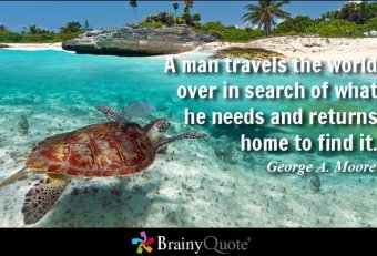 Traveling Quotations