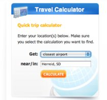 TravelMath Calculates Your Travel Time So You Don't Miss Your Flight